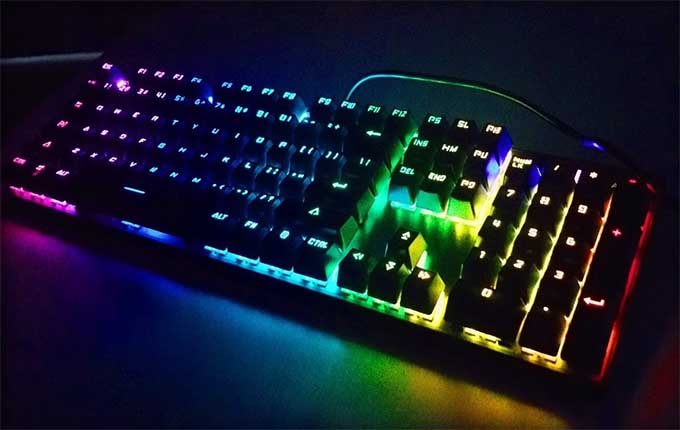 accessoires gamers